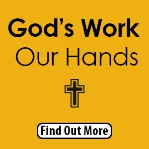 God's Work Our Hands Community Outreach link