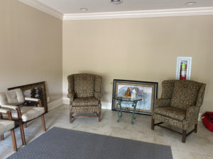 Narthex – After Construction