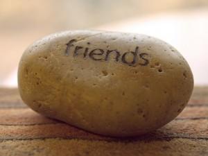 friends stone