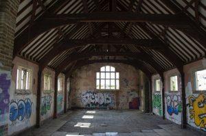 Abandoned Church Hall