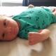 author's baby
