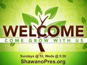Welcome grow with us tree