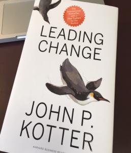 kotter change
