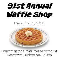 91st Annual Waffle Shop