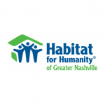 Habitat for Humanity of Greater Nashville logo