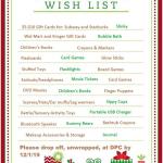 Monroe Harding Wish List
