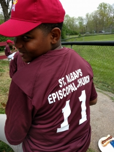Photo-boy baseball player