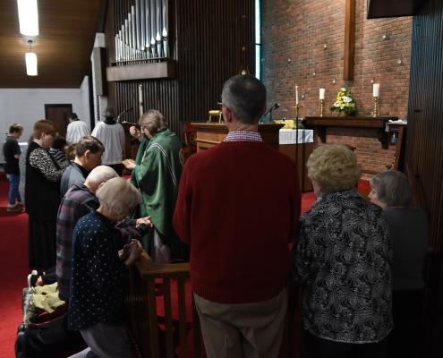 Photo: communion