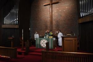 Photo: Eucharistic Prayer