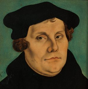 Martin Luther redefined the idea of vocation