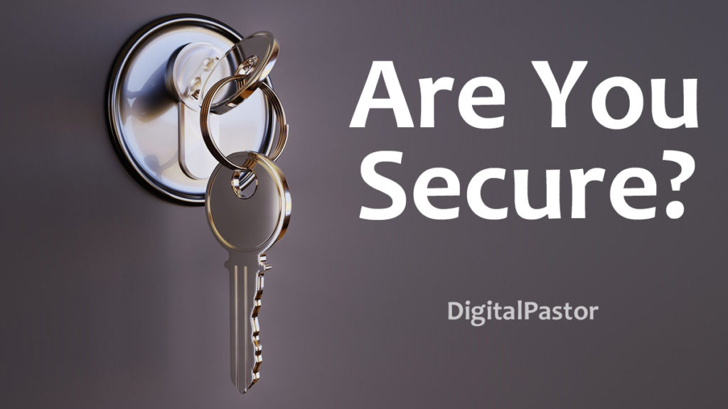Online Security and Safety